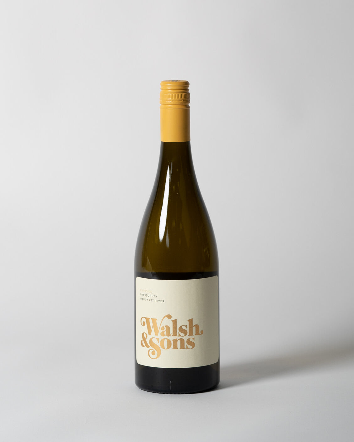 Walsh & Sons | Burnside Chardonnay | 2019 | Heroes & Comrades | Perth Delivery