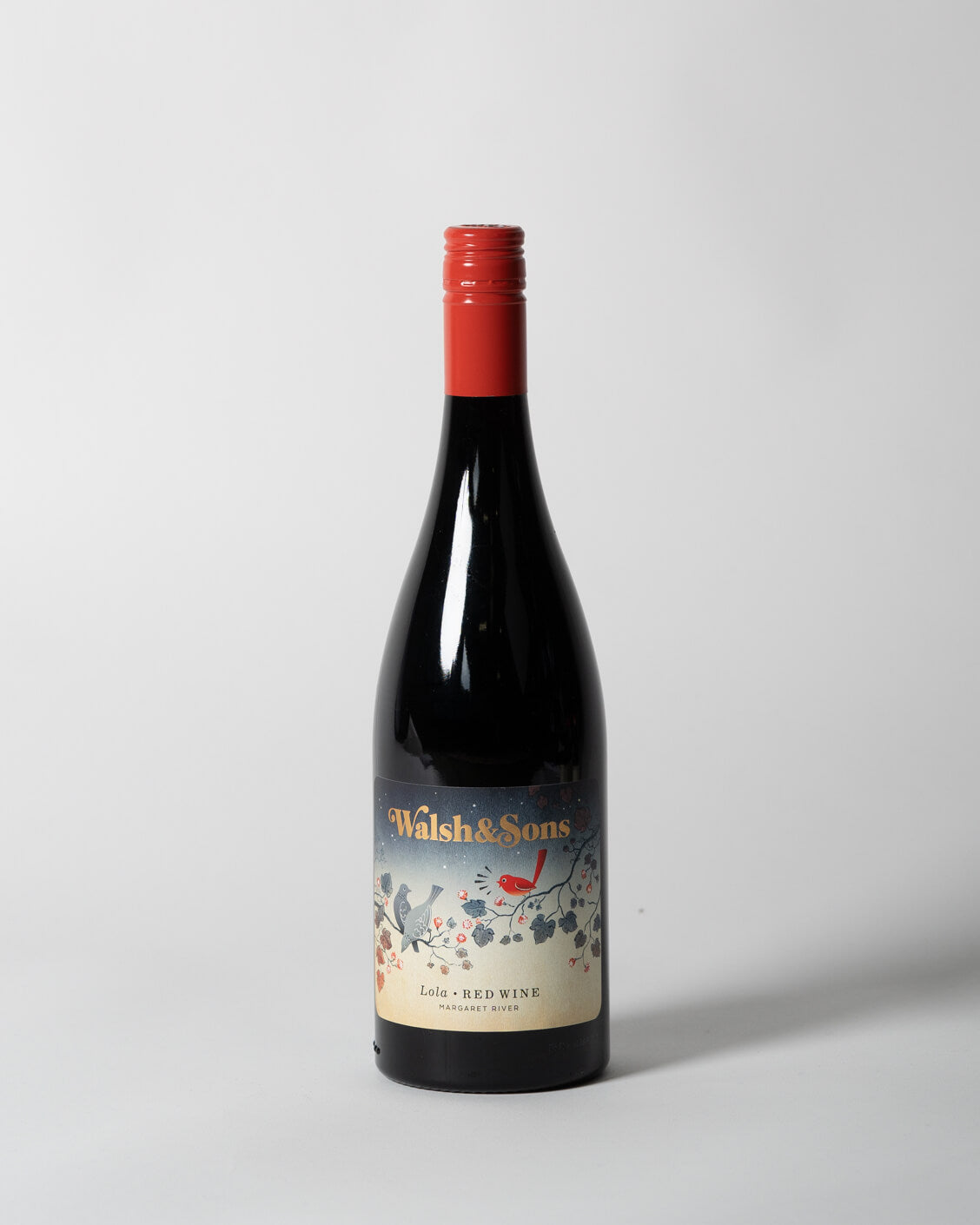 Walsh & Sons | Lola Red Blend | 2018 | Heroes & Comrades | Perth Delivery