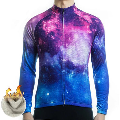 Space Thermal Fleece Jersey