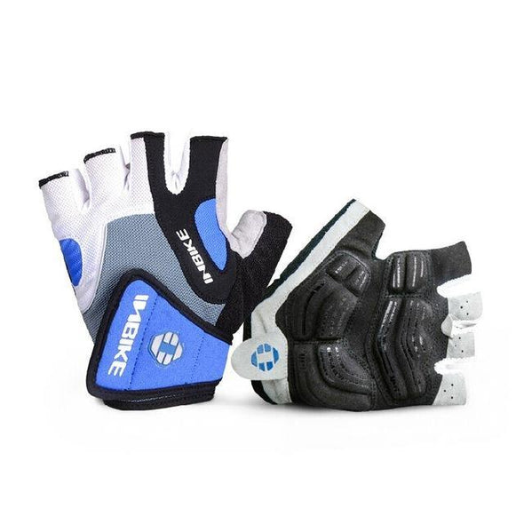 INBIKE Half Finger Gel Pad Racing Biking Cycling Gloves-Inbike Cycling