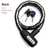 INBIKE Bike Lock 0.85m Waterproof Anti-theft Cable Lock with 3 Keys-Inbike Cycling