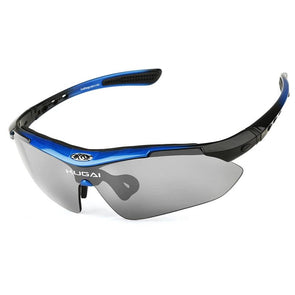 CoolChange Professional Polarized Cycling Glasses Bike Sports Goggles-Inbike Cycling