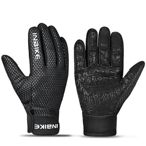 INBIKE Winter Warm Full Finger Outdoor Sport Cycling Gloves-Inbike Cycling