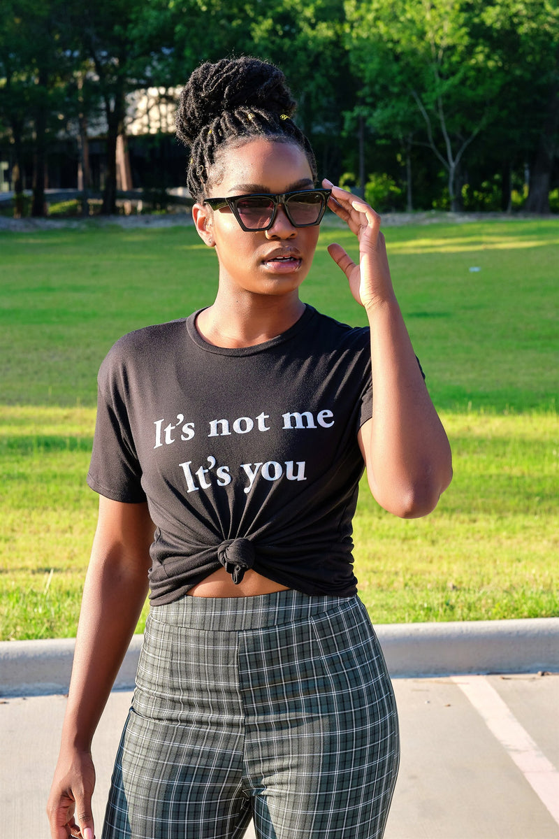 Tell It Like It Is Relaxed Fit Graphic Tee