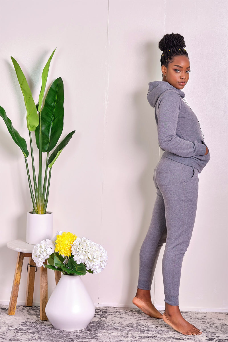 Girl on the Go Jogger Sweatsuit Set