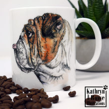 Load image into Gallery viewer, Winston Bone China Mug
