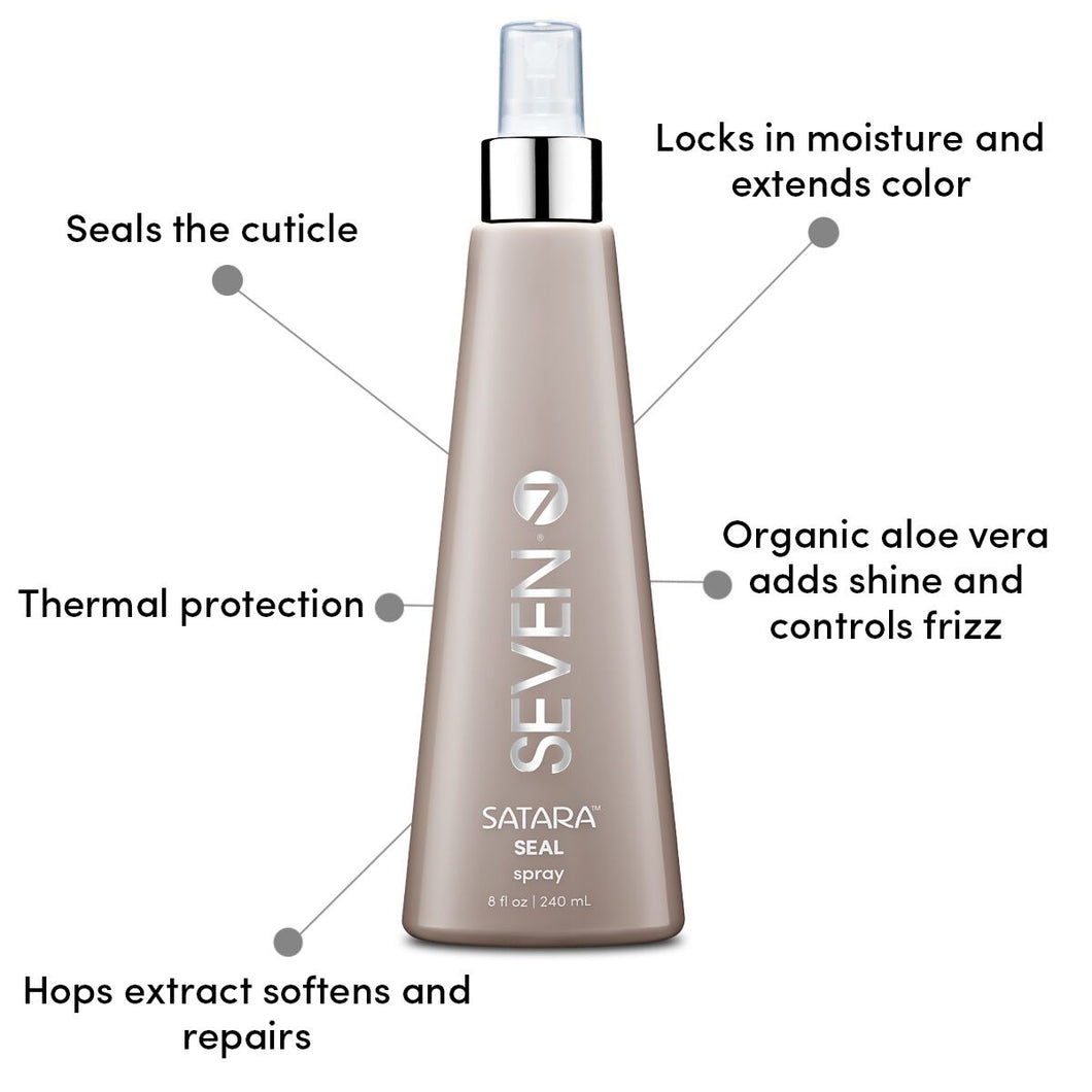 Seven Satara Seal Spray 8oz