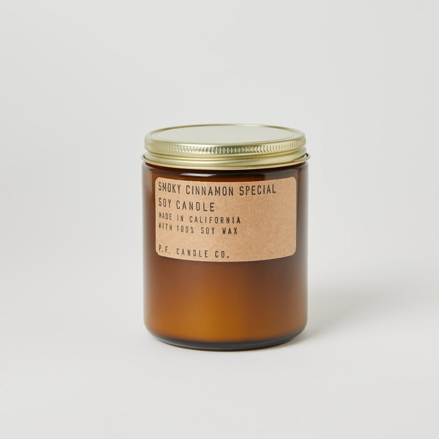 Smoky Cinnamon Special - P.F. Candle