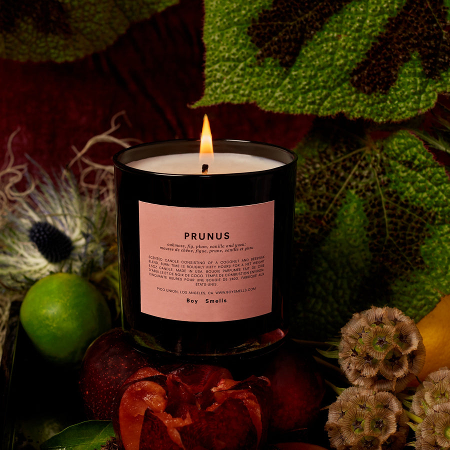 PRUNUS Candle - Boy Smells