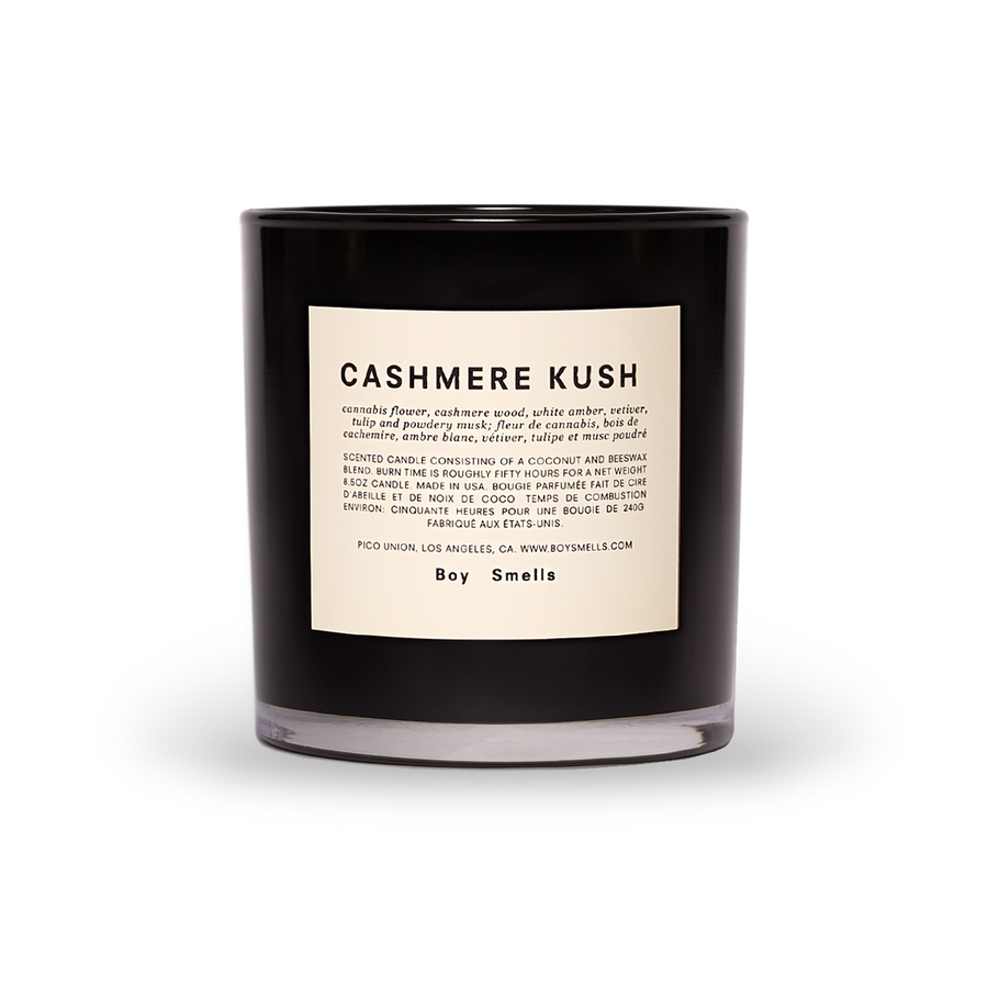 CASHMERE K*SH Candle - Boy Smells