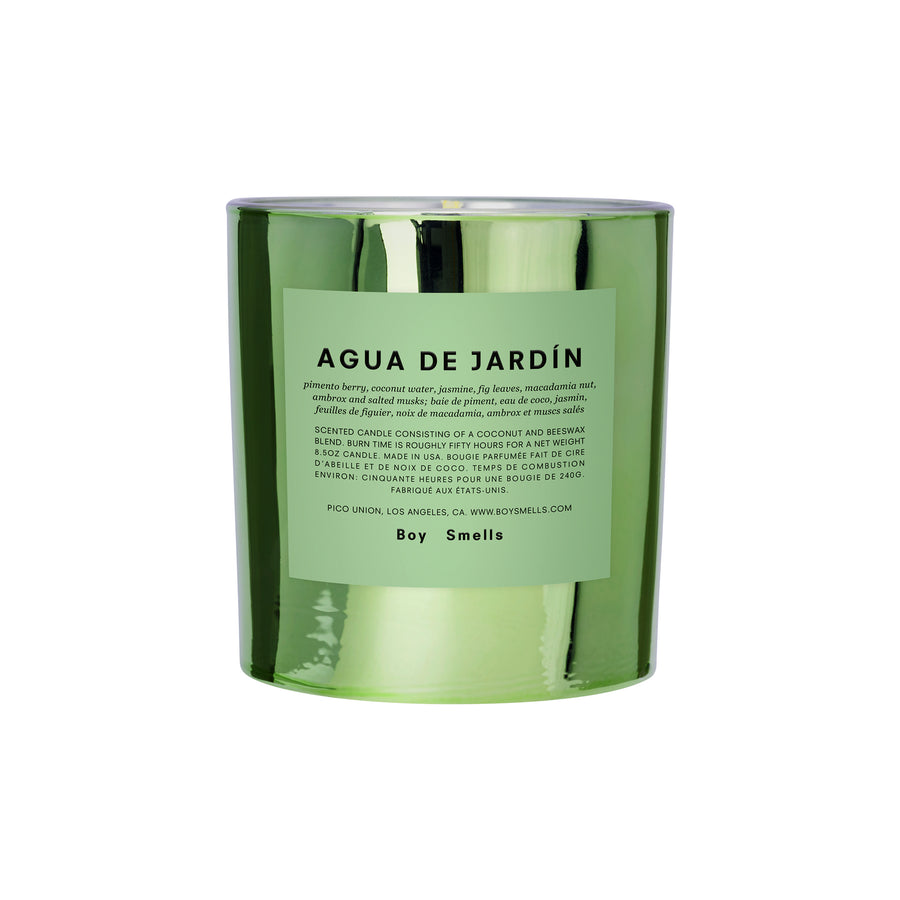 AGUA DE JARDÍN - Fall Hypernature Collection