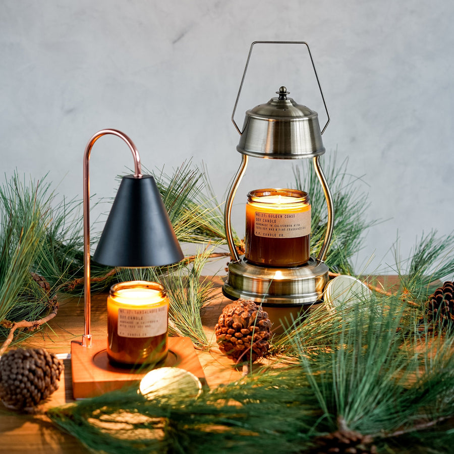 CHESTNUT Candle Warmer - HOLIDAY COLLECTION