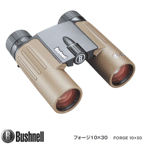 Bushnell ブッシュネル ハイグレード コンパクト双眼鏡 フォージ 1030 FORGE 10x30 日本正規品