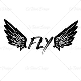 Fly Wings Various T Shirt Design