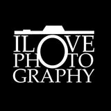 I Love Photography T Shirt Design