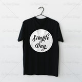 Simple Day Art T Shirt Design