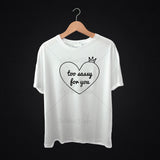 Too Sassy For You Typography T Shirt Design