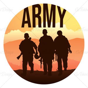 Army Brothers Various T Shirt Design