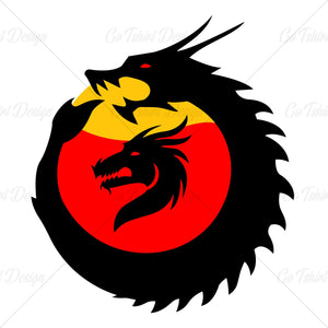 Dragon Tattoo Various T Shirt Design