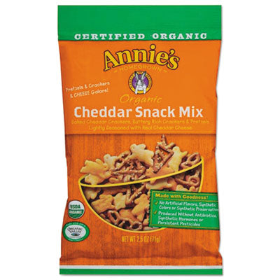FOOD,CHEDDAR SNACK MIX