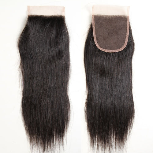 Riverwood Straight Human Hair Lace Closure 4