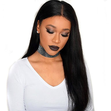 Riverwood Straight Human Hair Wig 360 Lace Wig
