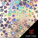 Holographic iPhone Case-Heart throb-HoloCases