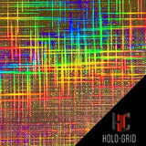 Holographic iPhone Case-Holo Grid-HoloCases