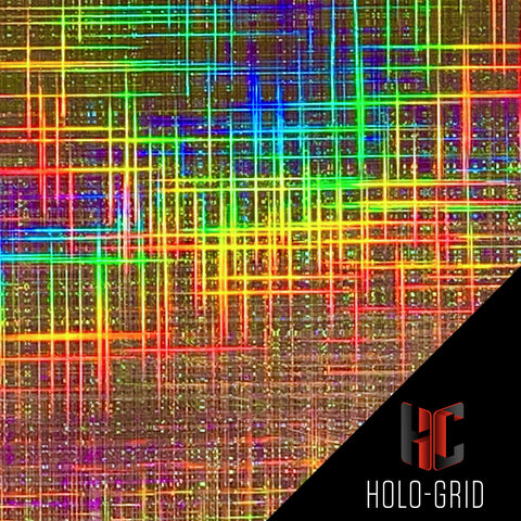 Holo-Grid - Galaxy Cases