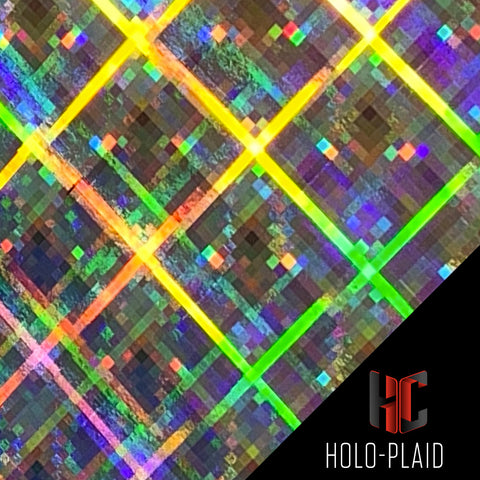 Holo-Plaid - Galaxy Cases