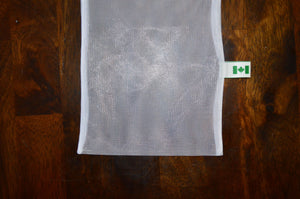 "Nut Milk Bag - 5.5"" x 10"""