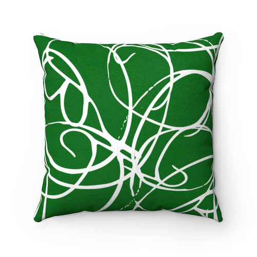 Patrice Faux Suede Throw Pillow Cover - Pillow Treat