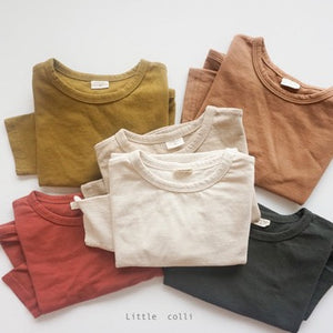 Colli Piping Long sleeve Tee