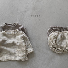 Load image into Gallery viewer, Baby Milly Muslin Bloomer Set