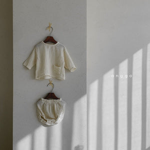 Baby Milly Muslin Bloomer Set