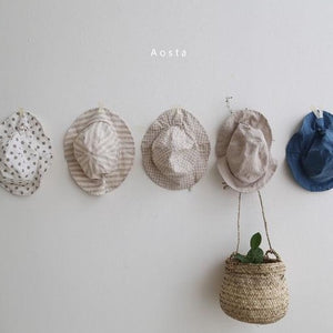 Avo Linen Bucket Hat