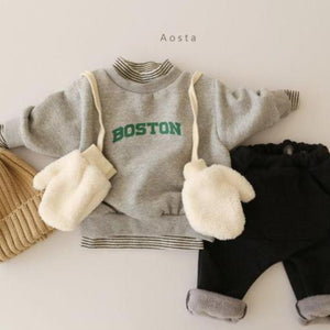 Boston Sweatshirt - OYlalakids