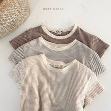 Load image into Gallery viewer, Baby Melly Stripe Tee