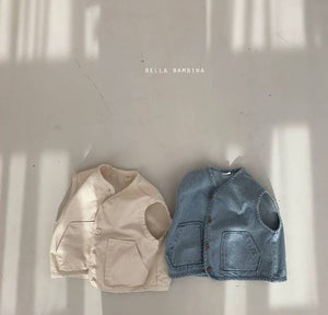 Bella Pocket Vest