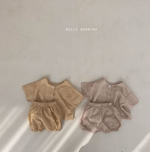 Baby Bella Floral Set