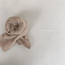 Load image into Gallery viewer, Bella Muslin Scarf
