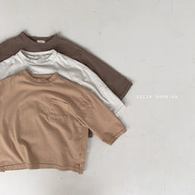 Load image into Gallery viewer, Nano Pocket Long sleeve Tee