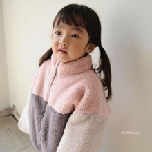 Load image into Gallery viewer, Boa Zip-Up Fleece Jacket - OYlalakids