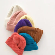 Load image into Gallery viewer, Mink Mohair Beanie