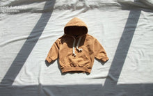 Load image into Gallery viewer, Indie Peach Hooded Sweater