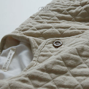 IKii Padded Quilting Jacket