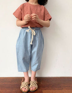 Holly drawstring Pants