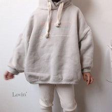 Load image into Gallery viewer, Good Hooded Sweatshirt - OYlalakids