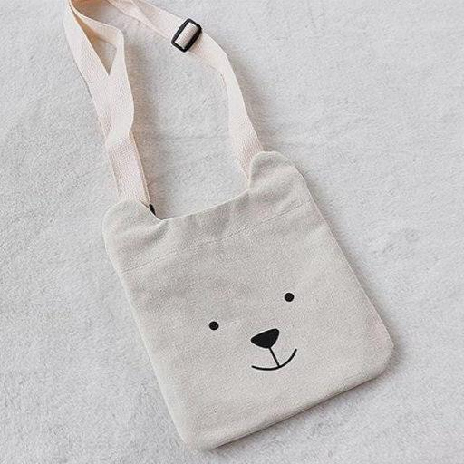 Bear Cross Bag - OYlalakids