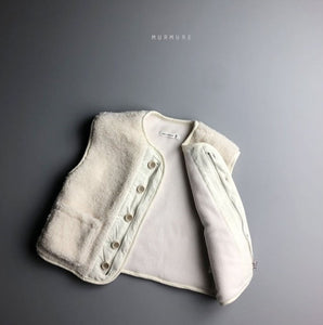 Dumble Teddy Vest - OYlalakids